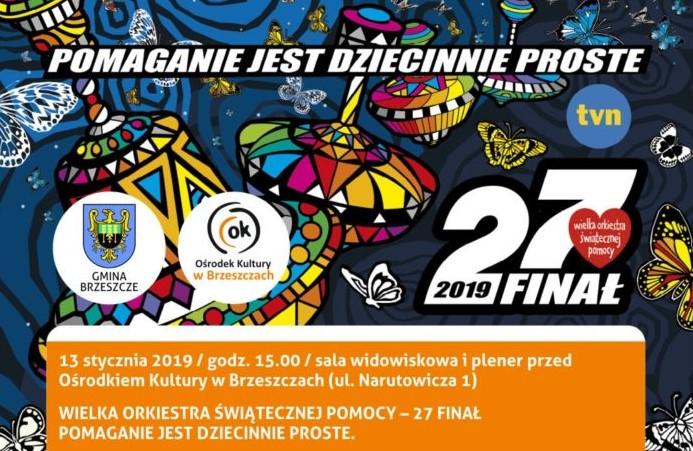 27 Finał Wośp W Brzeszczach Gmina Brzeszcze