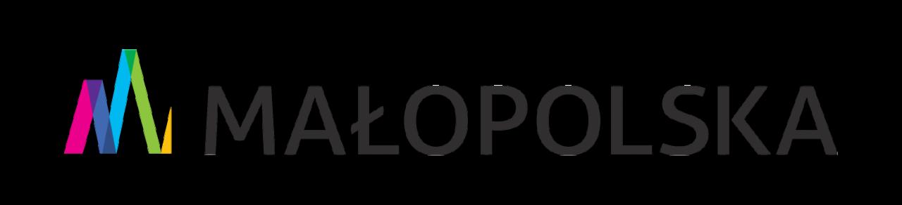 logo Małopolska (napis)
