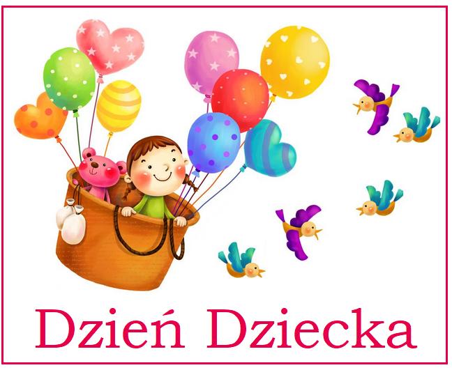 1 czerwca - Międzynarodowy Dzień Dziecka - Gmina Brzeszcze